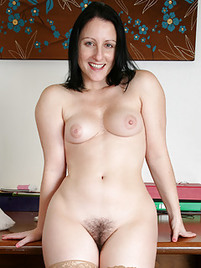 sex Hairy son porn Mom