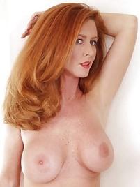 Hot milf redhead — 2