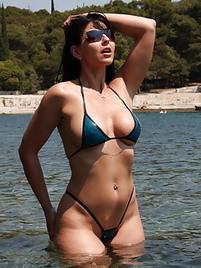 Milf bikini tgp
